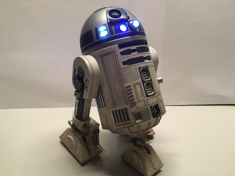 R2D2 & BB-8