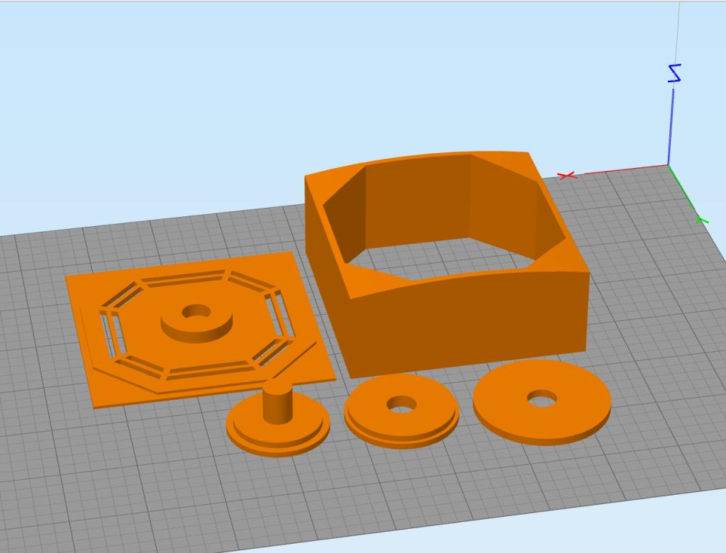 octagon-printplate